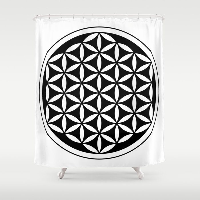 Flower Of Life Pattern Simple
