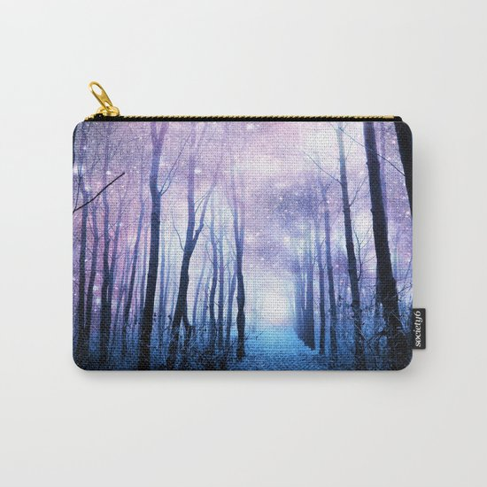 Fantasy Forest Path Carry-All Pouch