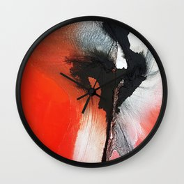 The Value of Breath Wall Clock
