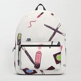 Lets Make up Vibrant Backpack