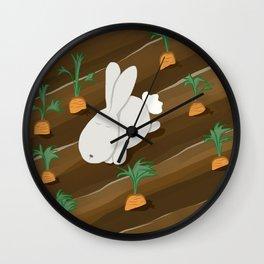 conejito Wall Clock
