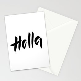 Holla Stationery Cards