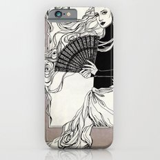 Vintage lady#3 iPhone 6s Slim Case