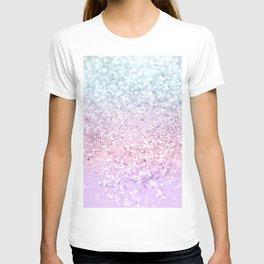 Unicorn Girls Glitter #4 (2019 Version) #shiny #pastel #decor #art #society6 T-shirt