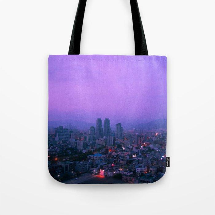 Daegu Morning Tote Bag