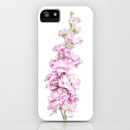 Pink Stock iPhone Case