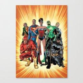 JL1 Canvas Print