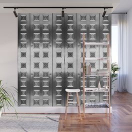 Courting Metal Wall Mural
