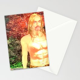 Cult of Youth:Everyone Gets Older in His Own Way Stationery Cards