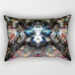 Intergalactic ambassador Rectangular Pillow