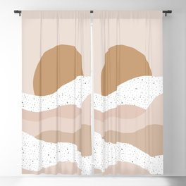 sand dune Blackout Curtain