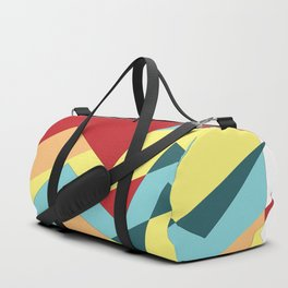 ABSTRACT PUZZLE #minimal #art #design #kirovair #buyart #decor #home Duffle Bag