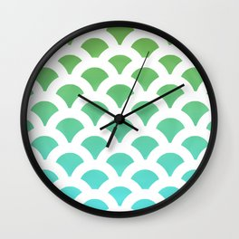 Cool Scales Wall Clock