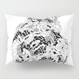 Mess Pillow Sham