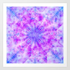 Fractal Imagination IV Art Print
