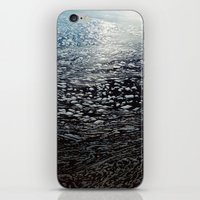 ombre iPhone & iPod Skins featuring Ombre by Amy Muir