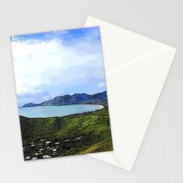 Oahu Landscape Stationery Cards