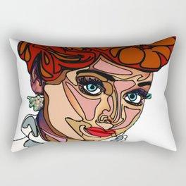I Love Lucy Rectangular Pillow