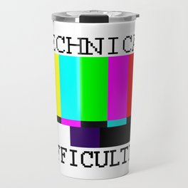 Technical Difficulties Travel Mug