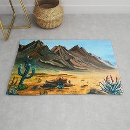 Deserted Desert Rug
