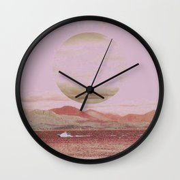 Red Sea Wall Clock