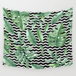 Tropical Geometry Wall Tapestry