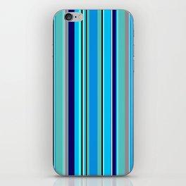 Stripes-022 iPhone Skin