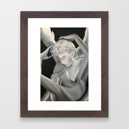Passion: Song of Solomon 1:2 Framed Art Print