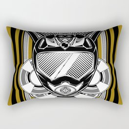 Motorcross Rectangular Pillow