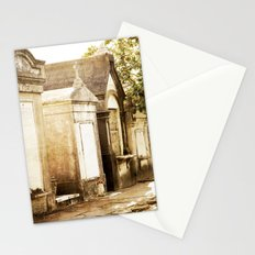 Aboveground cities of the dead Stationery Cards