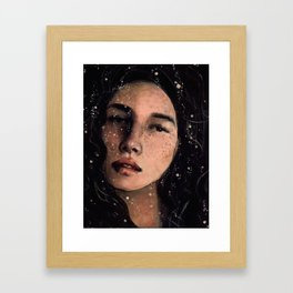 Love Awakens Framed Art Print