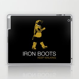 Iron Boots Laptop & iPad Skin