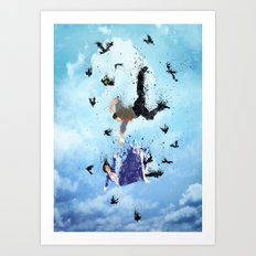 Land of America Art Print