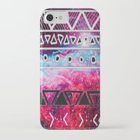 aztec iPhone & iPod Cases featuring AZTEC by UDIN