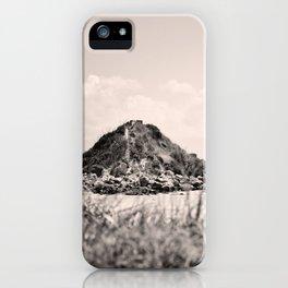 Monkey Island, Southland, New Zealand iPhone Case