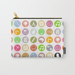 Science - Study Icons Carry-All Pouch