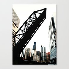 obstructed Canvas Print