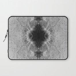 art, destruction, textil, pattern Laptop Sleeve