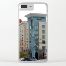 Architecture In Wilmington Clear iPhone Case