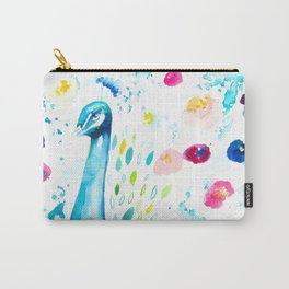 Splash of Spring Carry-All Pouch