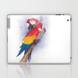 What If...?? Parrots were Gangsters! Laptop & iPad Skin