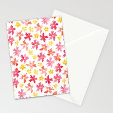 Sunny Florals Stationery Cards