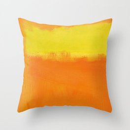 Mark Rothko - Untitled No 73 - 1952 Artwork Throw Pillow