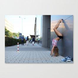 Ballerina Project I Canvas Print