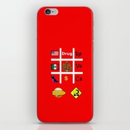 #Drug iPhone Skin