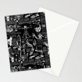 Da Vinci's Anatomy Sketchbook Stationery Cards