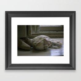 Lost My Head Framed Art Print