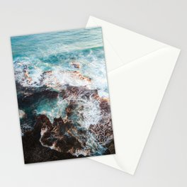 Ocean Glow Stationery Cards