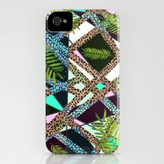 AIWAIWA TROPICAL Slim Case iPhone (4, 4s)
