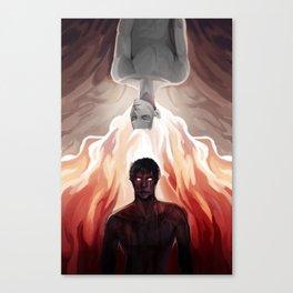 Berserk - Opposites Canvas Print